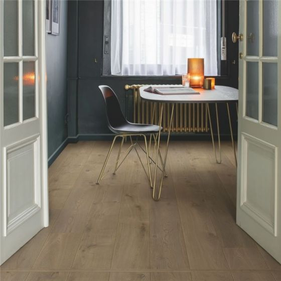 Quick-Step Parquet Imperio Light Royal Oak Oiled IMP5103S Engineered Wood Flooring