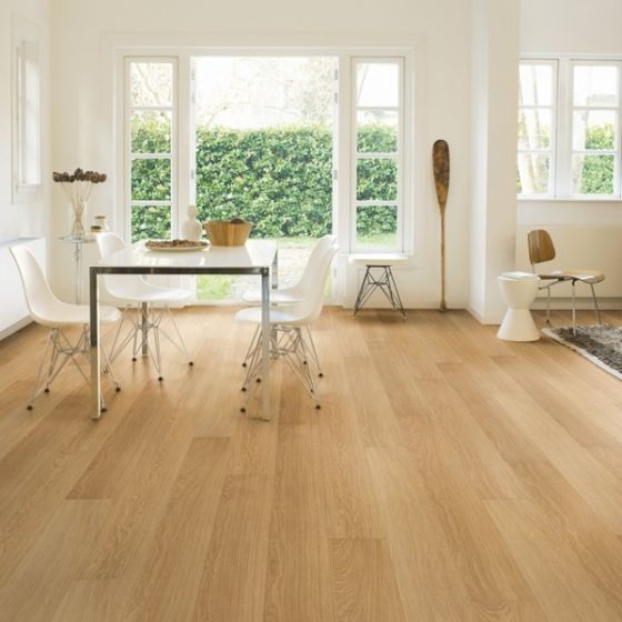 Quick-Step Impressive Ultra IMU3106 Natural Varnished Oak 12mm AC5 Laminate Flooring