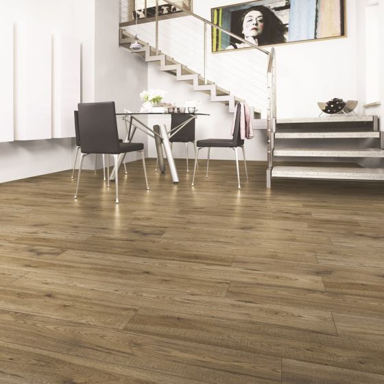 Kaindl Natural Touch Premium Plank Hickory Kansas 4077 10mm AC4 Laminate Flooring