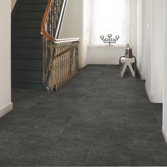 Quick-Step Exquisa Slate Black EXQ1550 8mm AC4 Laminate Flooring