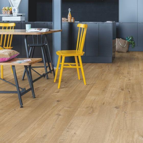 Quick-Step Livyn Pulse Click Plus Cotton Oak Natural PUCP40104 Luxury Vinyl Flooring