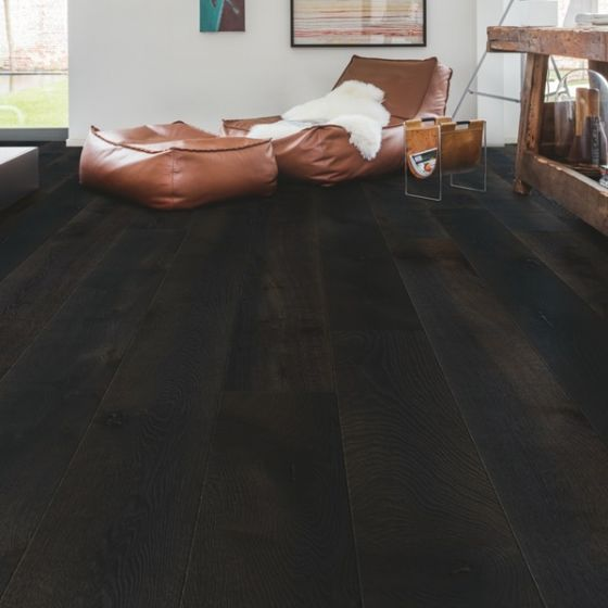 Quick-Step Parquet Palazzo Midnight Oak Oiled PAL3889S Engineered Wood Flooring