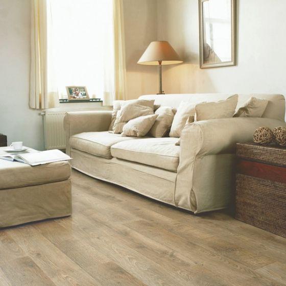 Quick-Step Eligna Old Oak Matt Oiled Natural EL312 8mm AC4 Laminate Flooring