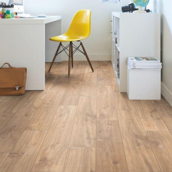 Quick-Step Classic Midnight Oak Natural CLM1487 8mm AC4 Laminate Flooring