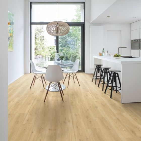 Quick-Step Livyn Balance Click Plus Drift Oak Beige BACP40018 Luxury Vinyl Flooring