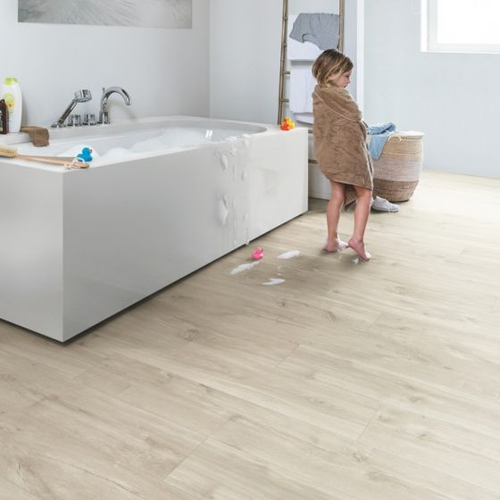 Quick-Step Livyn Balance Glue Plus Canyon Oak Beige BAGP40038 Luxury Vinyl Flooring