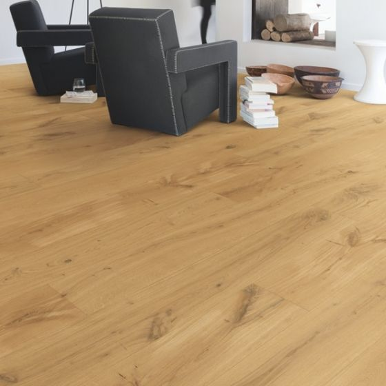 Quick-Step Parquet Imperio Grain Oak Extra Matt IMP3790S Engineered Wood Flooring
