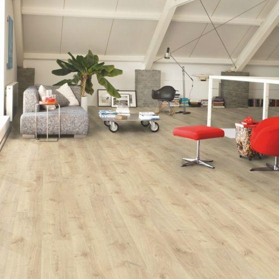 Quick-Step Creo Virginia Oak Natural CR3182 7mm AC4 Laminate Flooring