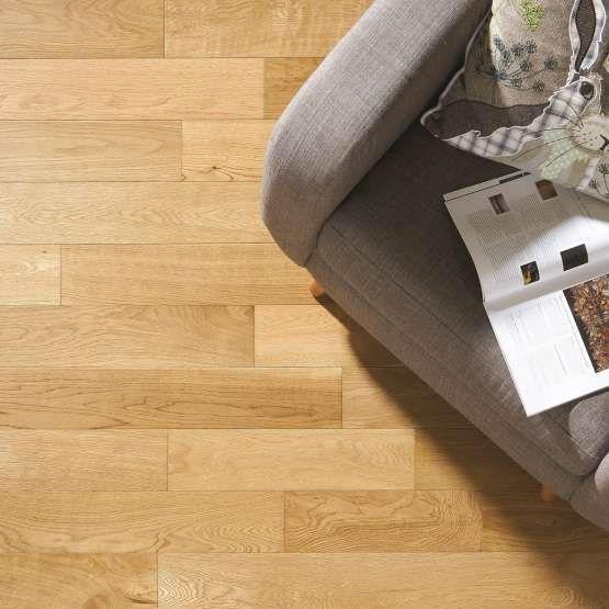Tuscan Forte Natural White Oak TF512 Engineered Wood Flooring