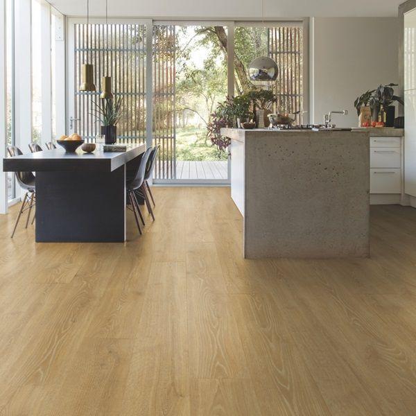 Quick Step Majestic Woodland Oak, Woodland Laminate Flooring