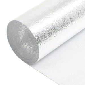 UniBase Silver Underlay 2mm (15m² Roll)