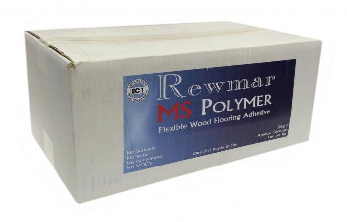 Rewmar MS Polymer - 12Kg Flexible Wood Flooring Adhesive