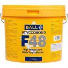 F BALL STYCCOBOND F48 - 5L High Temperature Grade Vinyl Adhesive