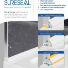 Sureseal White 2400mm