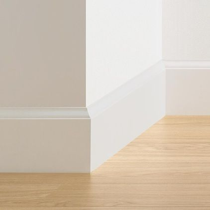 Quick-Step Ovolo Skirting Board (2400 x 16 x 160mm)