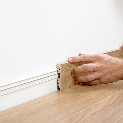 Quick-Step Skirting Track 2400mm