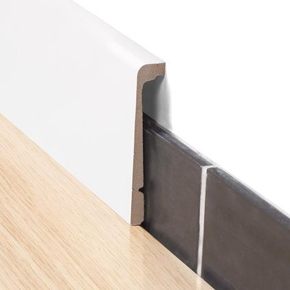 Quick-Step Cover Skirting Board (2400 x 16 x 129mm) QSISKRCOVER